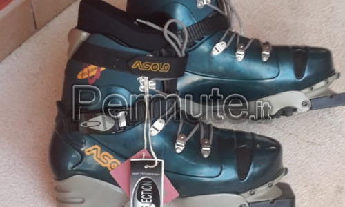 Asolo telebreeze synerjection telemark boots