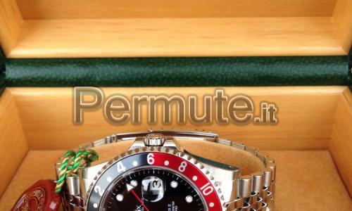 Rolex GMT Master II ref 16710