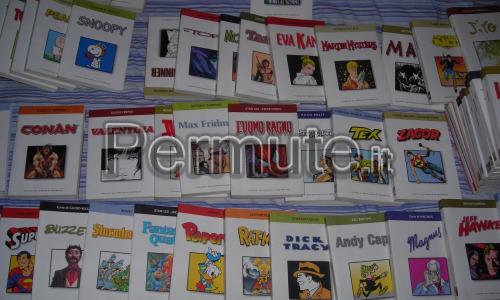 collezione fumetti