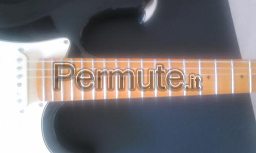Chitarra Dean Zelinsky Private Label, std con Manico Z-Glide
