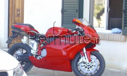 moto ducati 749 anno2005