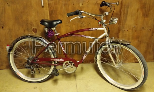 Bicicletta Atala Cruise