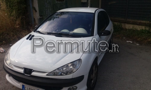 Peugeot 206 restyling