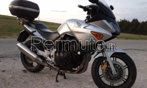 Honda CBR 600 abs del 2004 in buone condizioni in cambio di scooter max 250 cc