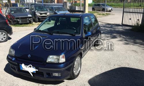 Clio 1.8 16v 1992 8000 km