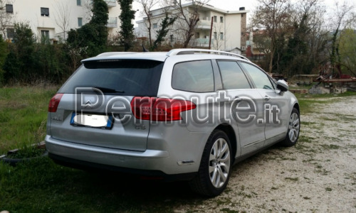 Citroën C5 BT 2.2 6M Tourer Exclusive 2009