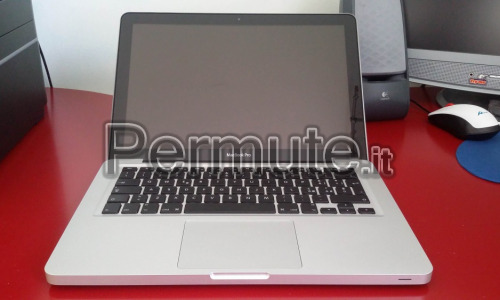 "Macbook Pro 13"" 16Gb+512Gb-garanzia 2020 (NON RETINA)"