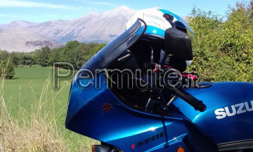 Suzuki gsx 400 fws