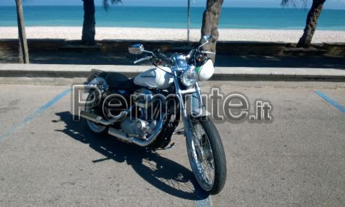 Harley Sportster 883 a carburatore