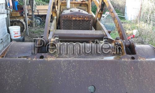 scambio CAT 933G