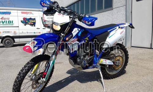 Baratto WR 250 /300 da competizione