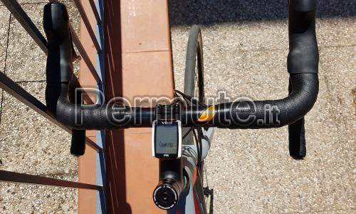 Scambio bici da strada