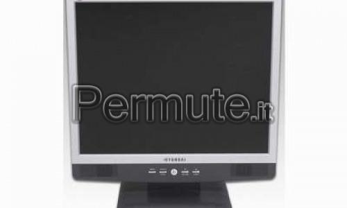 Monitor LCD Hyundai 19 pollici