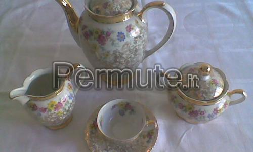 servizio di ceramica