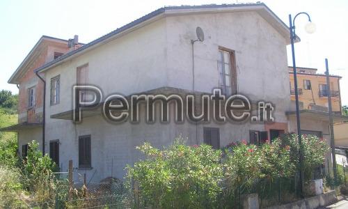 casa con terreno in Abruzzo a 20km da Vasto(CH)