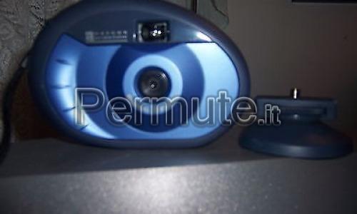 web cam e macchina fotografica digitale